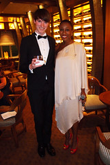 Beverley Knight & Richard Brownlie-Marshall, Royal Princess Naming Ceremony Gala (Richardsbm) Tags: cruise london ship princess theatre kate performance royal whitney knight southampton gala westend beverley bodyguard middleton naming richardbrownliemarshall