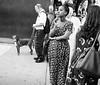 09550014   06252013  C (Vincent DiPietro) Tags: street nyc women konica hexar konicahexaraf blackwhitephotos candidandstreet womenexpression stphotographia venustreet