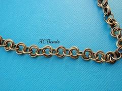 Detalhe / detail (ACBeads) Tags: portugal handmade chainmail tradicional chainmaille handmadejewelry handmadejewellery handmadenecklace cotademalha coraçãodeviana colarartesanal bijutariaartesanal acbeads