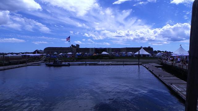 BLUE. Newport Jazz Festival 2013