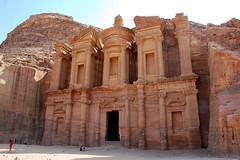 Petra (Lateman (lazy)) Tags: israel nikon desert petra jordan d40