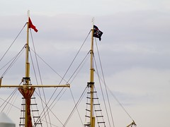 2013.07.21-19.37.53 (Pak T) Tags: boston boat ship flags masts zuiko omzuiko135mmf28