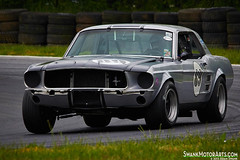 1967 Ford Mustang (autoidiodyssey) Tags: usa cars ford race vintage westvirginia 1967 mustang summitpoint jefferson500 2013jefferson500 johnnywentz