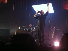 Radiohead @ Sydney Ent Cent 12th November 2012 (shezzatron) Tags: thomyorke radiohead colingreenwood philselway