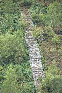 The main Hen Gloddfa incline