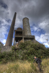 'Dai-et Coke' (Timster1973 - thanks for the 12 million views!) Tags: uk portrait plant colour abandoned industry southwales wales canon tim still rust europe industrial silent decay empty neglected rusty coke august cc abandon forgotten urbanexploration rusted welsh left derelict abandonment hdr highdynamicrange chimneys decayed cwm decaying dereliction ue urbex industrialdecay photomatix daismith wiffsmiff23 cwmcoke august2013 industrialurbex hdrurbex timknifton timster1973 knifton welshurbex europeanurbex industrialue solocrewshot