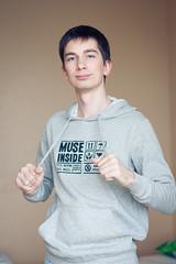 Muse Inside hoodie from Miu Mau (Oleksii Leonov) Tags: portrait selfportrait 50mm hoodie ukraine muse kyiv miumau a700 i sal50f14 700 dslra700 sonydslra700 sonyalphadslra700 museinside