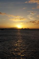Sunrise 16th September 2013 (mark_fr) Tags: york sunset sky sun set sunrise volcano view market yorkshire hill estuary vale east dust rise volcanic mere beverley humber hornsea weighton molescroft
