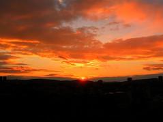 Into the Sun 6 (Kojotisko) Tags: sunset sun brno cc creativecommons czechrepublic scape hdr