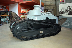 "Renault FT 17 (3) • <a style=""font-size:0.8em;"" href=""http://www.flickr.com/photos/81723459@N04/9946148904/"" target=""_blank"">View on Flickr</a>"