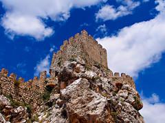 Castillos en el aire (Jesus_l) Tags: espaa europa crdoba castillo zuheros jesusl