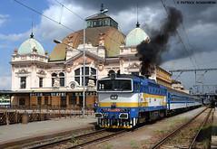 754 059-4 CD (vsoe) Tags: railroad train czech cd engine rail railway zug pilsen tschechien bahn plzen ceskedrahy