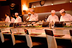 image06 (yearoftherat1972) Tags: sushi japanese sashimi uni knives ayu ginko greenteatiramisu sayori chocolateplant usuzukuri hcocolate tomohironaito tomobuckhead tomojapaneserestautant