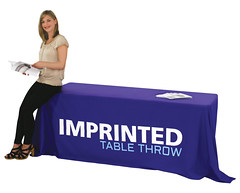 Fabric Table Cover | Signarama | Imprinted