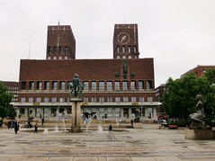 IMG_0068 (JoStof) Tags: oslo norway cityhall radhus