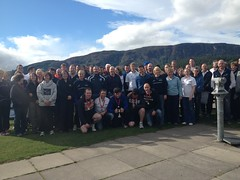 Group at Loch Ness