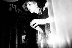_R020734 (Kaver_) Tags: street bw moon girl night dark photography dancing 28mm streetphotography gr 28 ricoh ricohgr newwave intrusion 2013 lastday2013