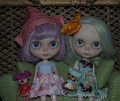 my milkyrobot girls, 5/365