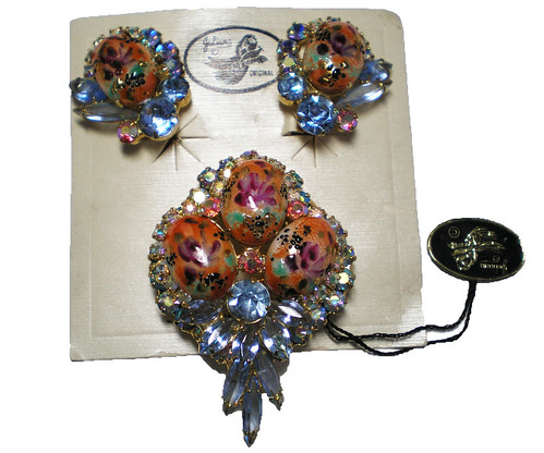 1fc7fb68d2d7f Juliana (DeLizza and Elster) - Everything About Vintage Costume Jewelry