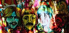 Psicodelia (Juan Pedro Gómez-51) Tags: music ny newyork art wall painting pared graffiti arte grafiti psicodelia psychedelic música psychedelia pintura thebeatles urbanscape urbanlandscape nuevayork paisajeurbano grafitis psicodélico losbeatles