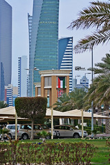 Kuwait (kamalalsanea) Tags: al towers kuwait burj q8  sharq    soq      threr
