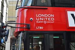 London United (PD3.) Tags: uk england bus london buses station train coach united group sightseeing seeing boris sight 80 lt psv pcv 1080 rapt ltz nbfl lt80 borismaster ltz1080