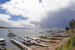 Lago Titicaca, Bolivia. (` torohoover ´) Tags: titicaca bolivia copacabana lagotiticaca torohoover