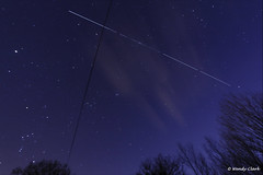 Western Approach ISS Pass 16 02 14 (twinklespinalot) Tags: composite orion spacestation 1022mm satellites iss pleiades internationalspacestation canoneos700d isspassuk