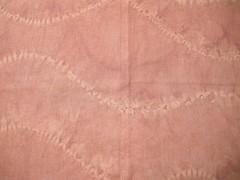 chanvre cutch shibori cousu detail