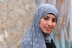 Wafaa in Sana'a, Yemen.