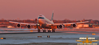 Cathay Pacific Boeing 747-867F B-LJJ S/N:39246 L/N:1464