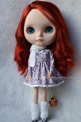"""Set """"Candy Dress"""" for Neo Blythe"""