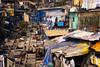 Dhobi Ghat (pantha29) Tags: india colours olympus line clothes fabric laundry bombay trousers mumbai zuiko washing shacks washingline dhobighat xz1