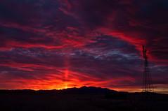 Time Stand Still (Steven Maguire Photography) Tags: longexposure sunset arizona sky clouds skyscape landscape santacruzcounty