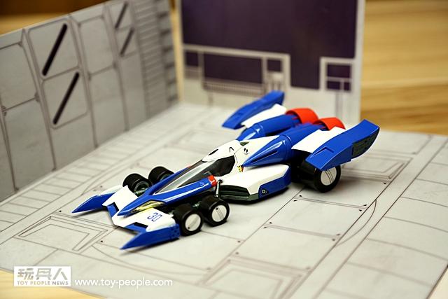 Megahouse Variable Action《閃電霹靂車》超級阿斯拉01 開箱報告