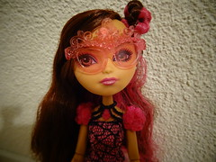 Briar Beauty Daughter of the Sleeping Beauty  (HerrLifestyle) Tags: sleeping beauty high doll daughter disney after ever mattel briar everafterhigh briarbeauty herrlifestyle