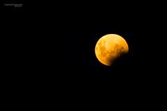 Blood Moon (KiwiMiriam) Tags: red newzealand moon eclipse blood fuji april 2014 55200mm xe2