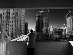Miami under construction (Bruno Abreu) Tags: mdtmetromoverriverwalkstation