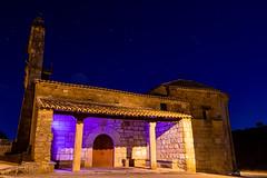 Hermitage (noctuafoto) Tags: lightpainting night stars noche estrellas hermitage ermita