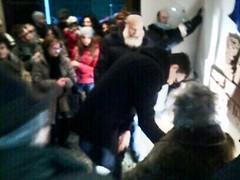 Giorno della Memoria 25 gennaio 2015 Sinagoga - accensione dei lumi
