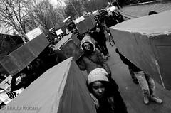 Demo Stop war on Migrants (Eniola Itohan) Tags: berlin germany spain demonstration melilla spanien valla ceuta 2015 migrants migrantes frontex