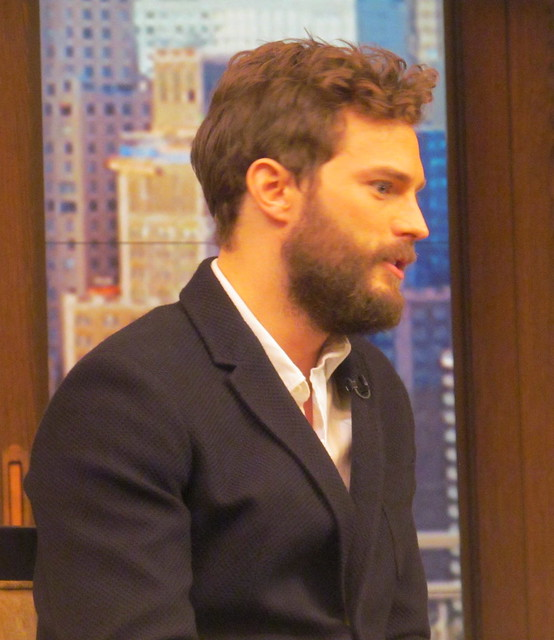 Jamie Dornan - Kelly & Michael - 2/10/15