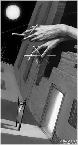 Тюрьма душ человеческих | Prison of souls