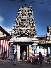 Hindu temple!