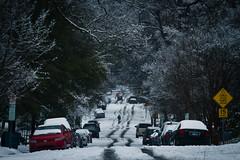 Snowy Durham (Rotholandus -> Check descriptions!) Tags: durham downtown nc north carolina usa winter snow storm bull city duke rotholandus