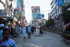 H504_3212 (bandashing) Tags: street england shopping manchester transport passengers shops rickshaw sylhet bangladesh bazar socialdocumentary aoa bondor bandashing akhtarowaisahmed bondorpoint