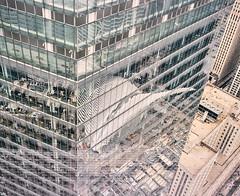 Oculus under construction (Thomasaurus) Tags: newyorkcity mamiya downtown kodak manhattan financialdistrict calatrava oculus 80mm ektar freedomtower 7ii 1wtc porostocky