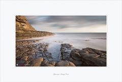 Glamorgan Heritage Coast, Wales, UK (Scott Howse) Tags: uk longexposure light sea sky sunlight colour wales coast nikon rocks tide cliffs glamorgan monknash nd1000 leefilters 09s d800e
