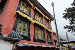 Namche Monastery (Mild Delirium) Tags: city nepal primavera spring outdoor overcast ciudad monastery nublado np himalaya himalayas namche     easternregion  fujinonxf1655mmf28rlmwr xf1655mm fujifilmxt10