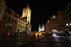 Praga (Patricio_Alvarado) Tags: astronomical astronomico reloj tyn iglesiadetyn iglesia prague praga oldsquare plazavieja